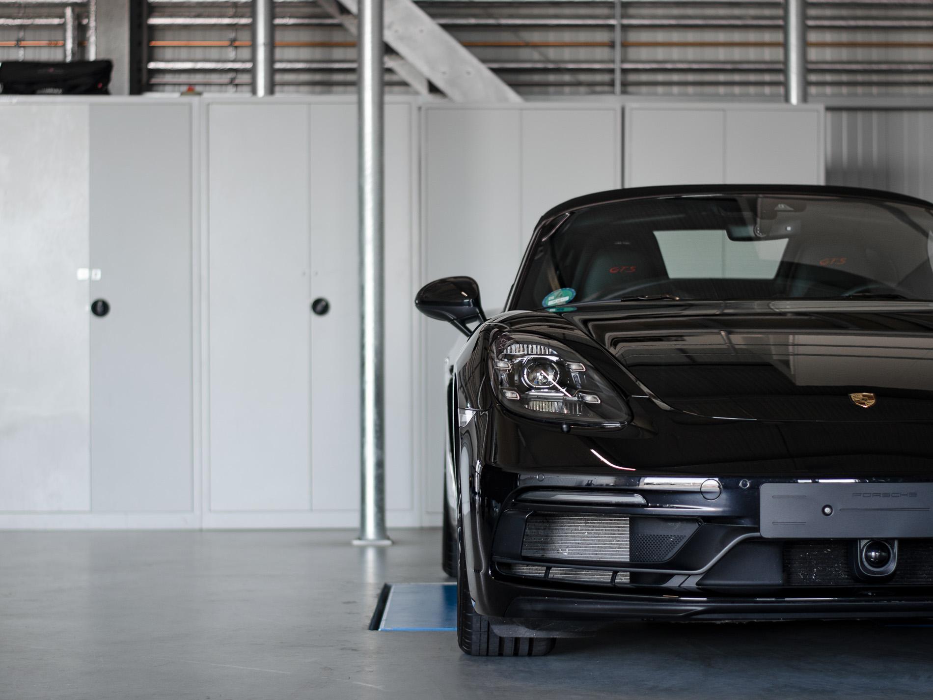 Porsche Boxster GTS Cabrio