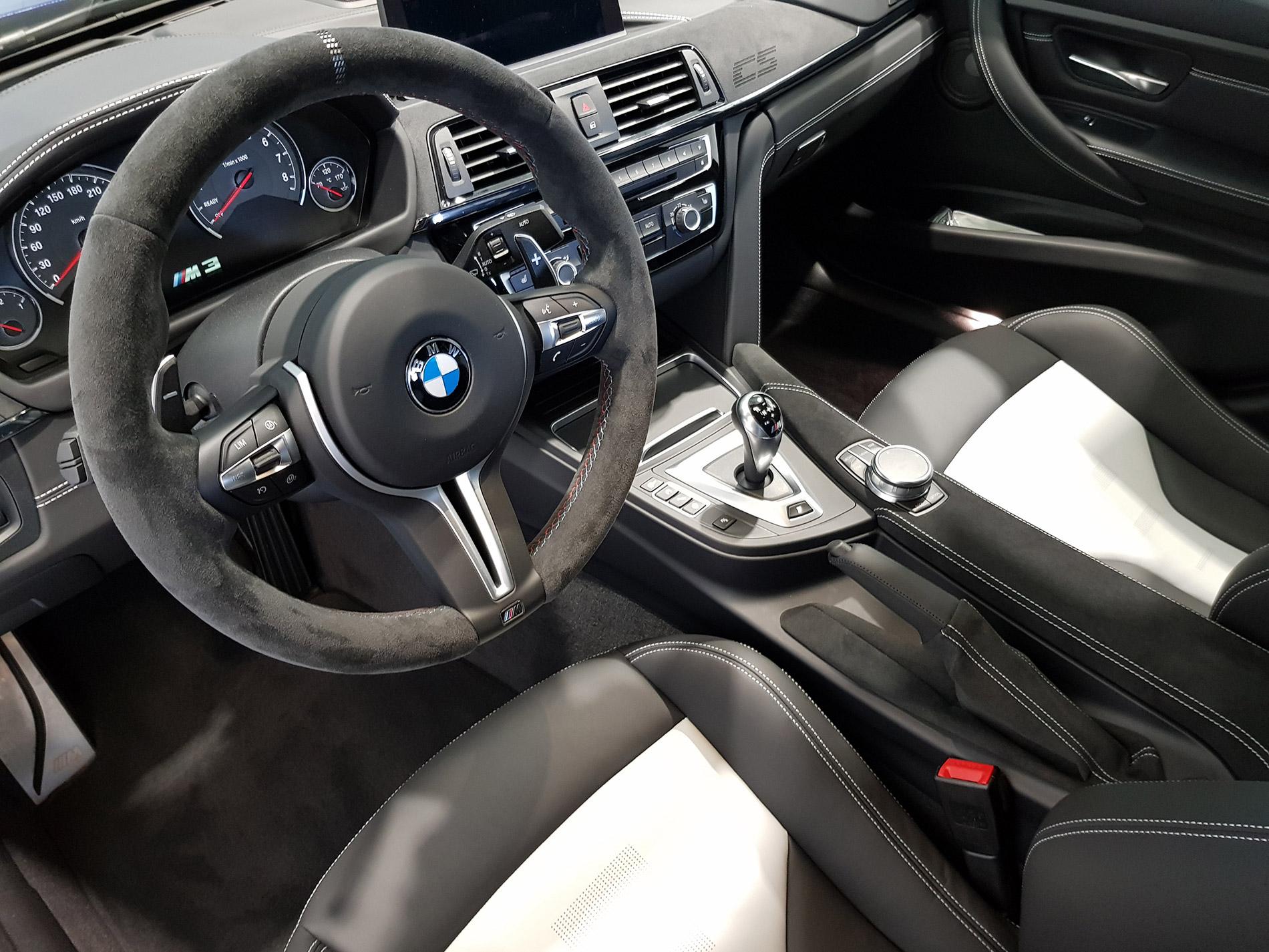 BMW M3 CS 5