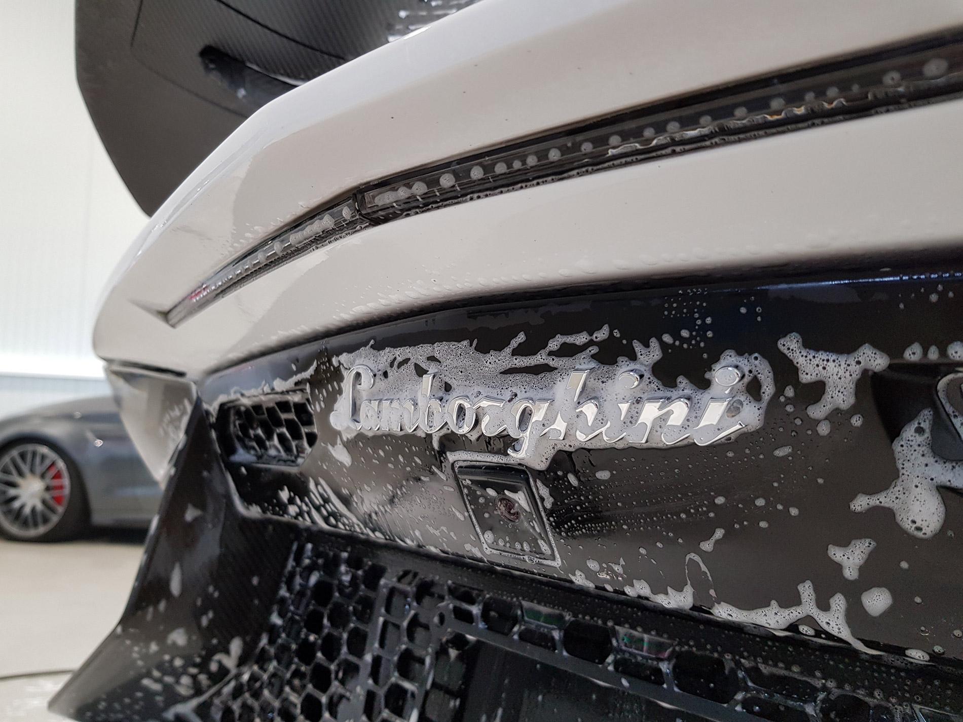 Lamborghini Aventador SV 7
