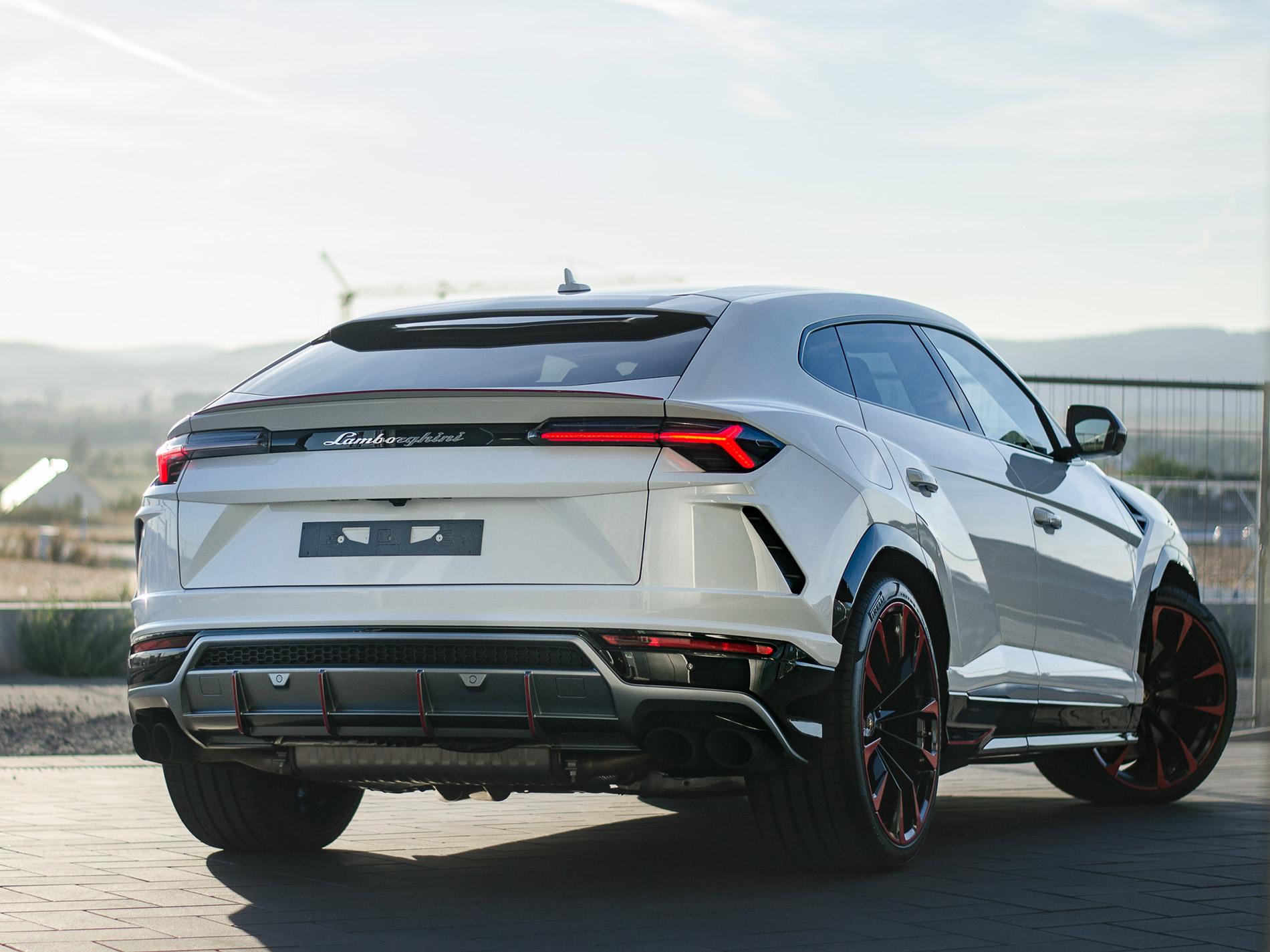 Lamborghini Urus 7