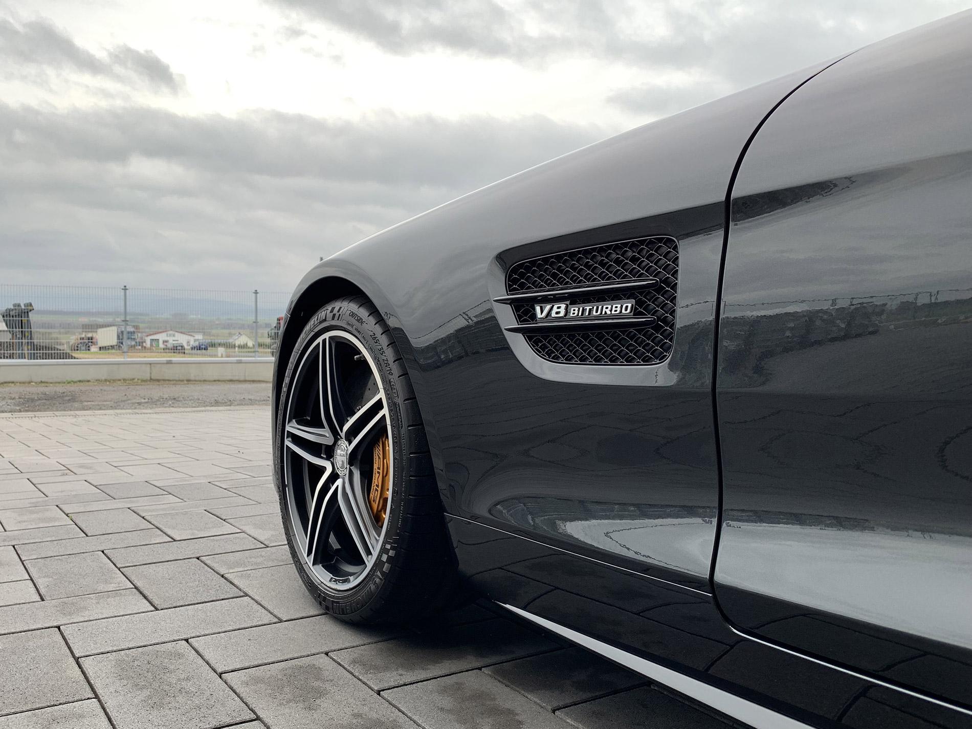 Mercedes Benz AMG GTC